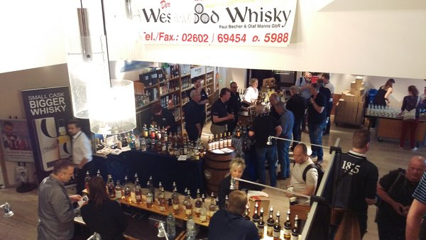 The Whisky Fair Messe - Impressionen aus Limburg!