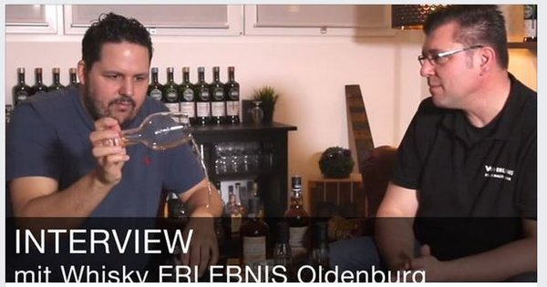Premiere/Interview: Whisky ERLEBNIS Oldenburg