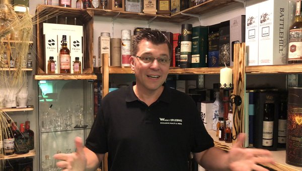 Ankündigung Whisky Tasting Oldenburg 2019