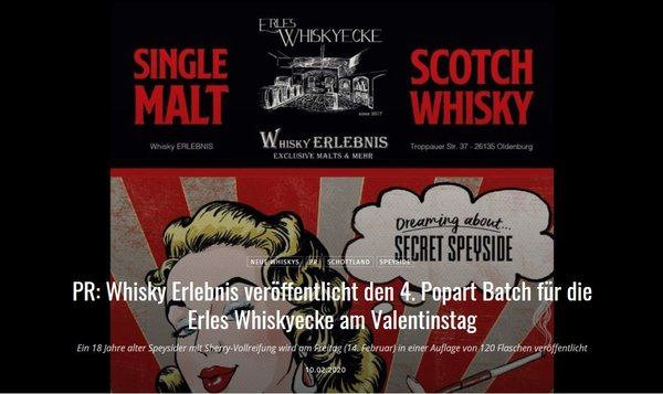 Whisky Experts - 4. Popart Batch