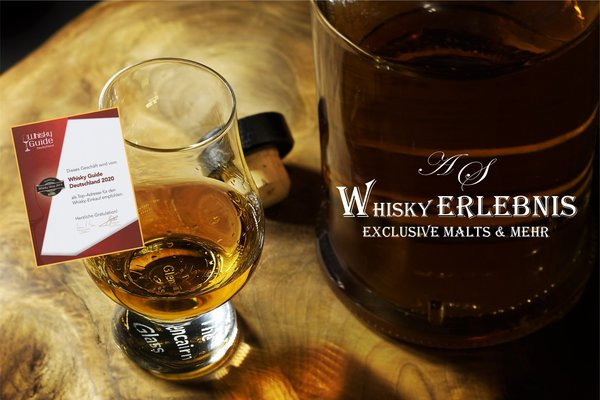 Whisky ERLEBNIS, Alternatives Logo