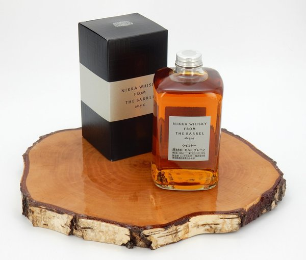 Nikka From the Barrel 51,4% (Japan)