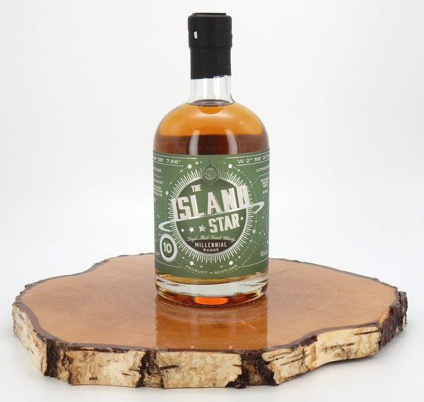 The Island Star - Millennial Range OR 001 50% (North Star Spirits)