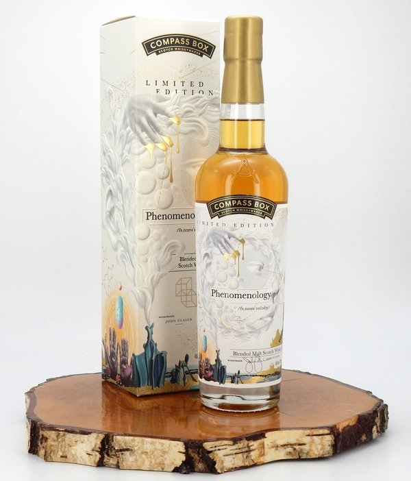 Phenomenology 2017 46% (Compass Box)