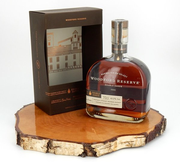 Woodford Reserve Double Oaked 43,2% (Bourbon/USA)