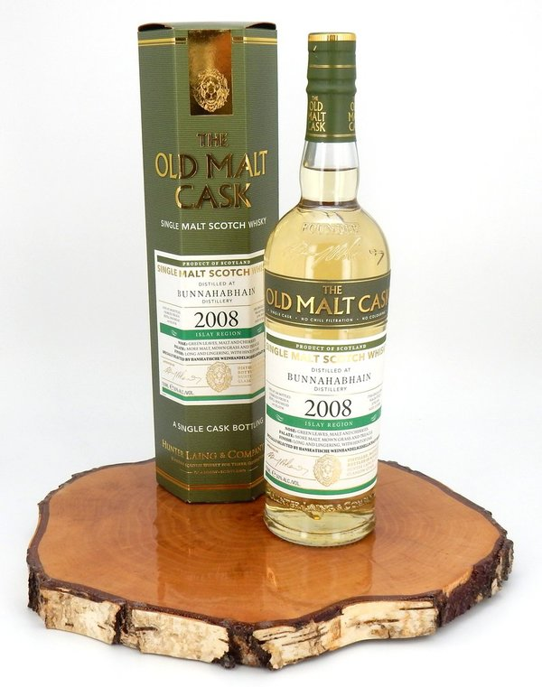 Bunnahabhain 2008/2019 The Old Malt Cask 50% (Hunter Laing)