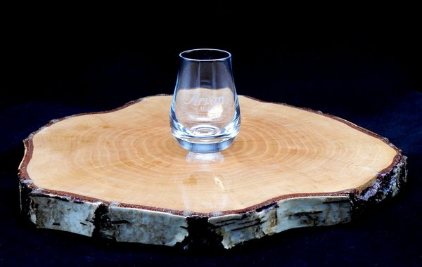Arran Dram, Whisky Nosingglas, Tumbler - Medium