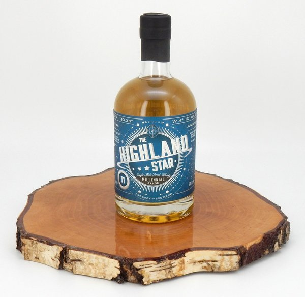 The Highland Star - Millennial Range TE 001 50% (North Star Spirits)