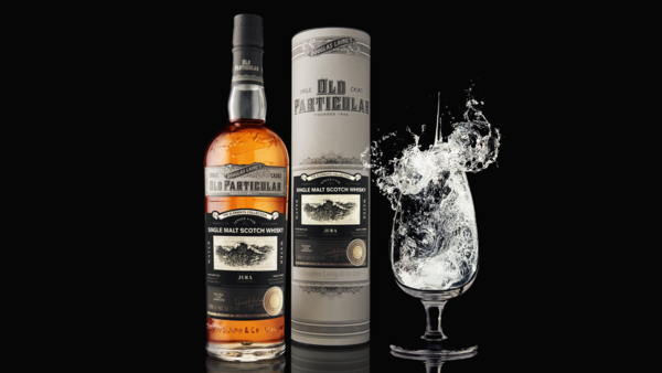 Isle of Jura 2007/2019 Elements Water - Old Particular 53,7% Vol. (Douglas Laing)