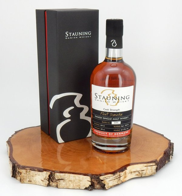 Stauning Port Smoke Cask Strength Single Malt 61,9% (Dänemark)