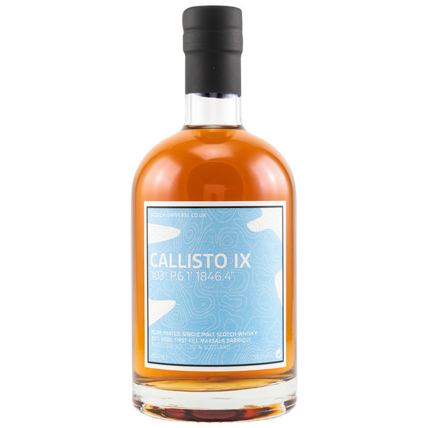 "Calisto IX 103° P.6.1' 1846.4"" - 59,9% (Scotch Universe)"