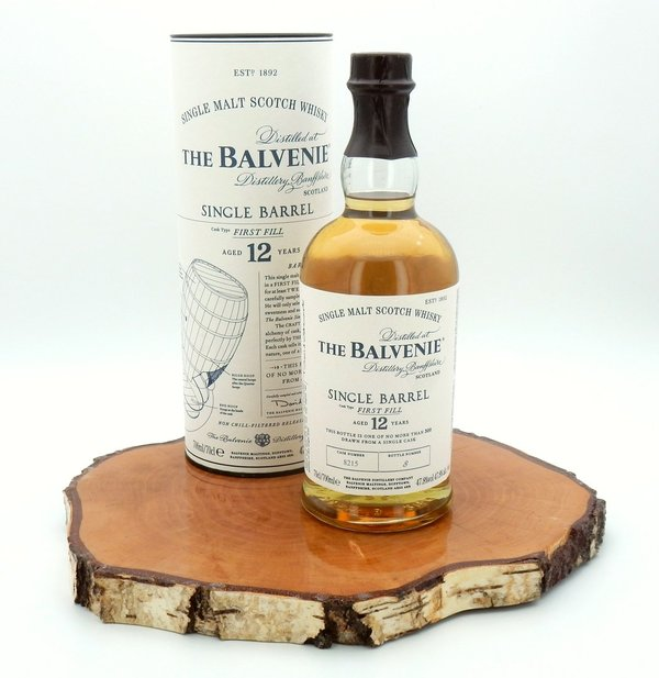 Balvenie 12 Jahre Single Barrel #8215 47,8% (2020)