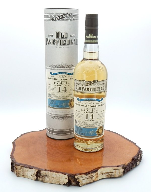 Caol Ila 2005/2020 14 Jahre Unpeated Old Particular 48,4% (Douglas Laing)