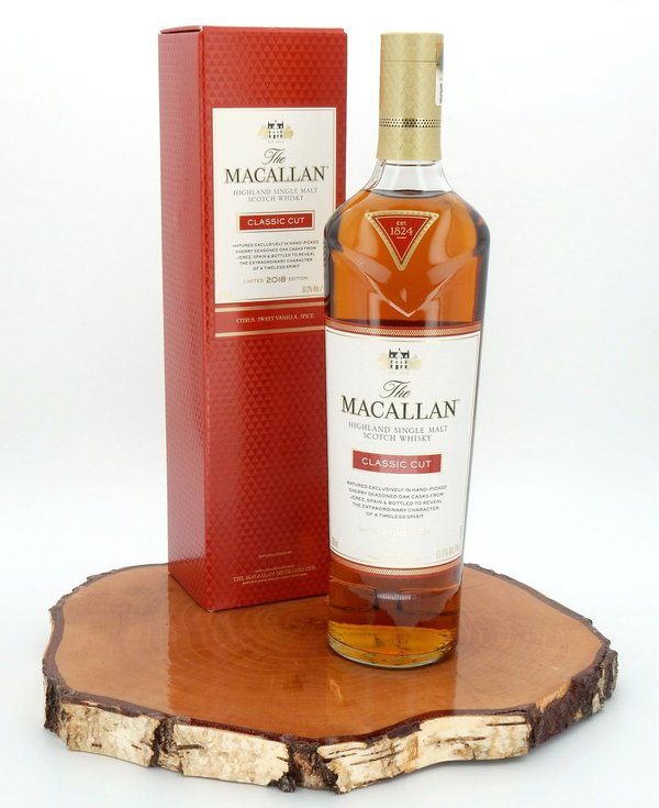 Macallan Classic Cut Limited Edition 2018 51,2%