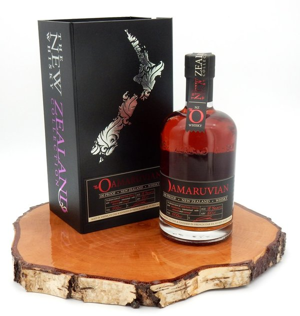 The Oamaruvian 18 Jahre 100 Proof 50% (New Zealand)