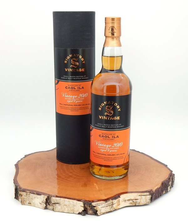 Caol Ila 2010/2020 Small Batch Edition #7 47,1% (Signatory Vintage)