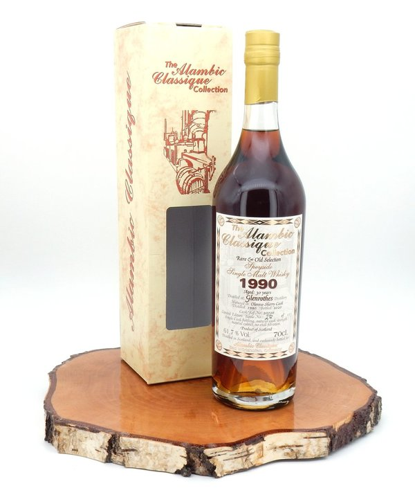 Glenrothes 1990/2020 61,7% (Alambic Classique)