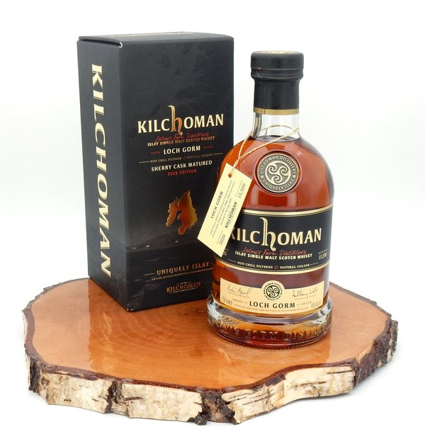 Kilchoman Loch Gorm - Islay's Farm Distillery Limited Edition 2020 46%