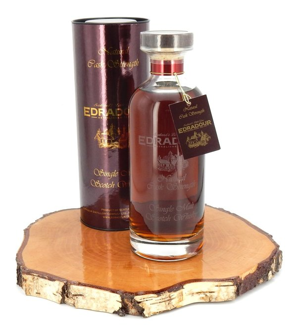Edradour 2008/2020 Ibisco Decanter Sherry Decanter Cask #27 58,7%
