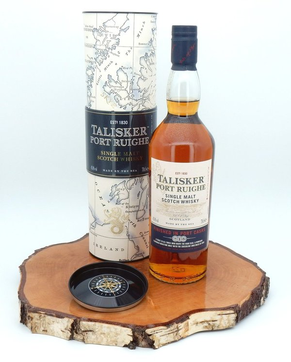 Talisker Port Ruighe Explorateur mit GP Dose 45,8%