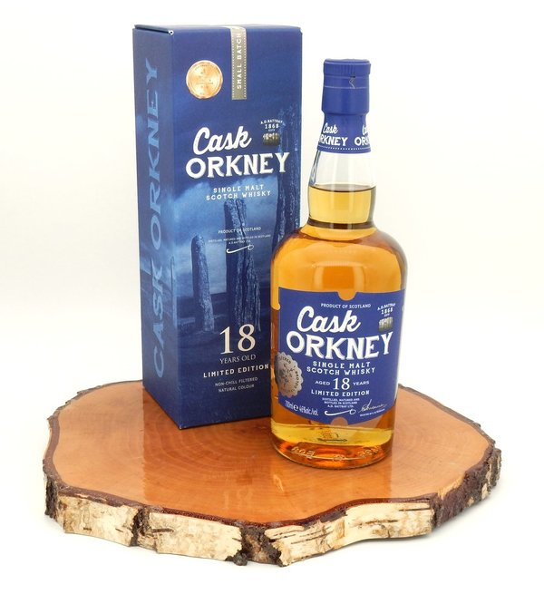 Cask Orkney Limited Edition 46% (A.D.Rattray)