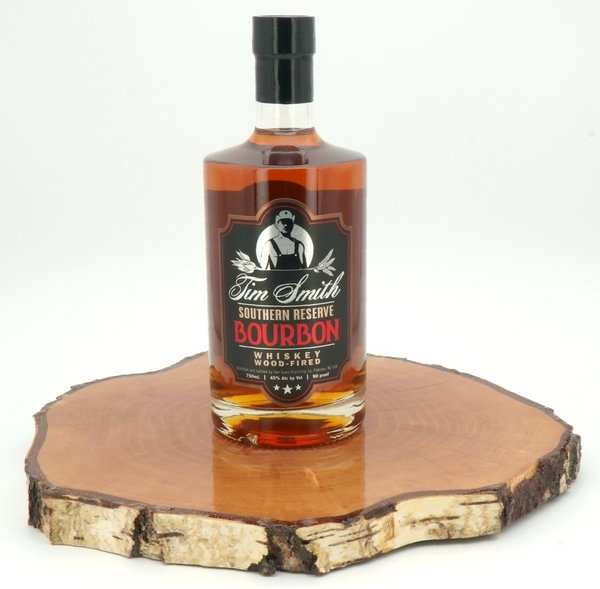 Tim Smith Southern Reserve Bourbon Whiskey 45% (Climax)