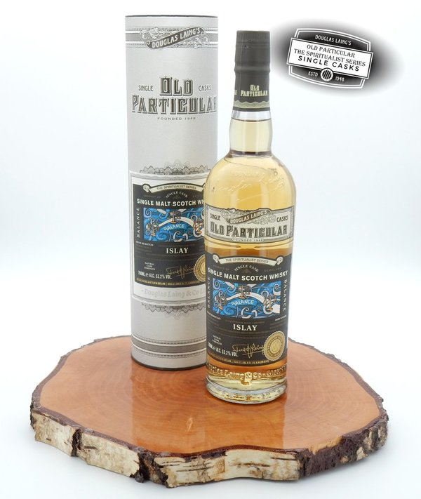 Islay 2005/2020 14 Jahre Spiritualist Balance - Old Particular 53,2% (Douglas Laing)