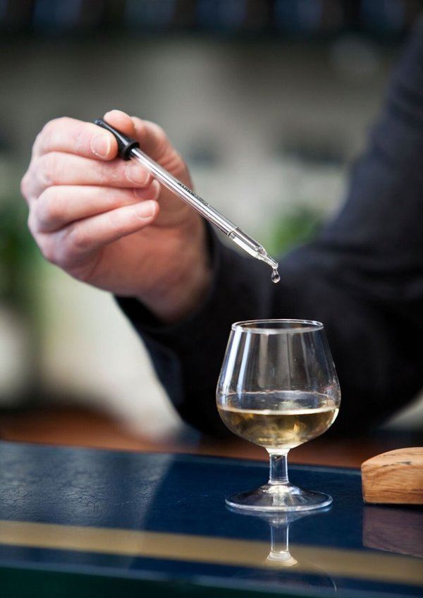 Whisky Verdünnen