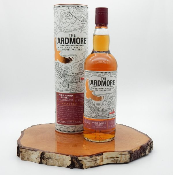 Ardmore Port Wood Finish 12 Jahre 46%