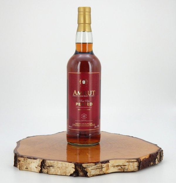 Amrut Port Pipe - Peated  #3881 59% (Batch 01)