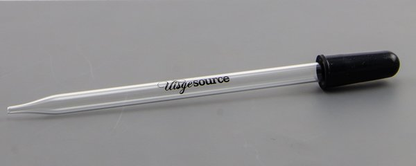 Pipette, Uisge Source  Glaspipette, 3ml für Whisky / Whiskey