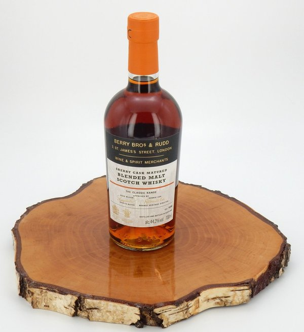 Blended Malt Scotch Whisky Sherry Cask Matured 44,2% (Berry Bros & Rudd)
