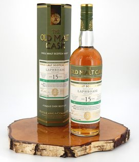 Laphroaig Vintage 2001/2016 The Old Malt Cask 50% (Hunter Laing)