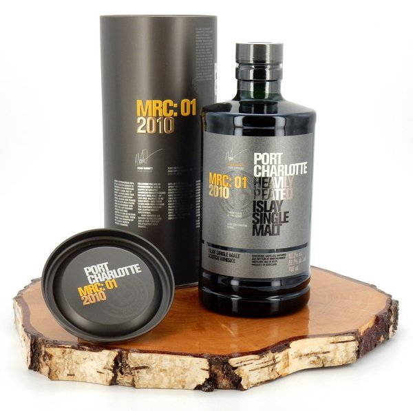 Port Charlotte MRC01 Heavily Peated 7 Jahre 59,2% (Bruichladdich)