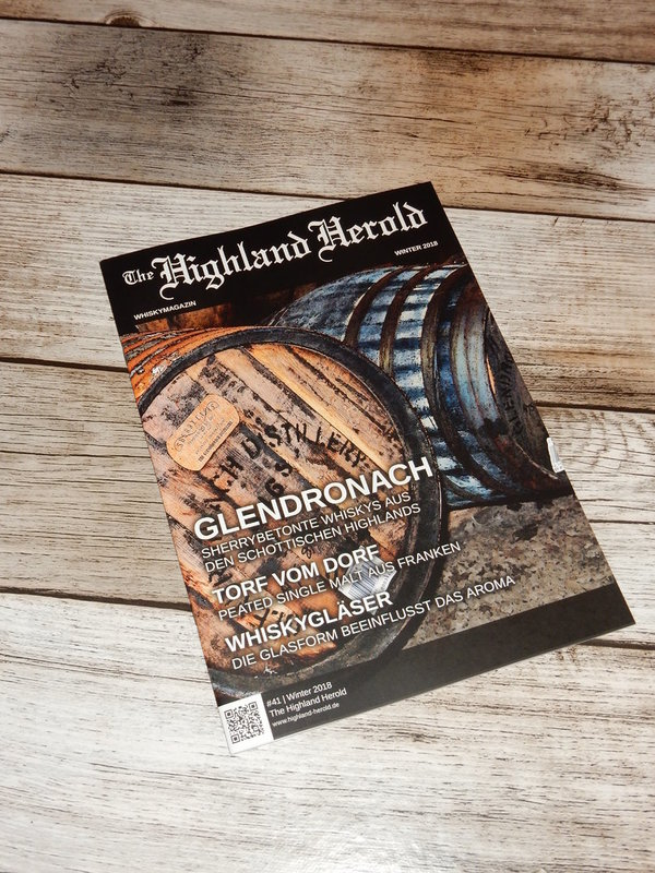 The Highland Herold #41 – Winter 2018