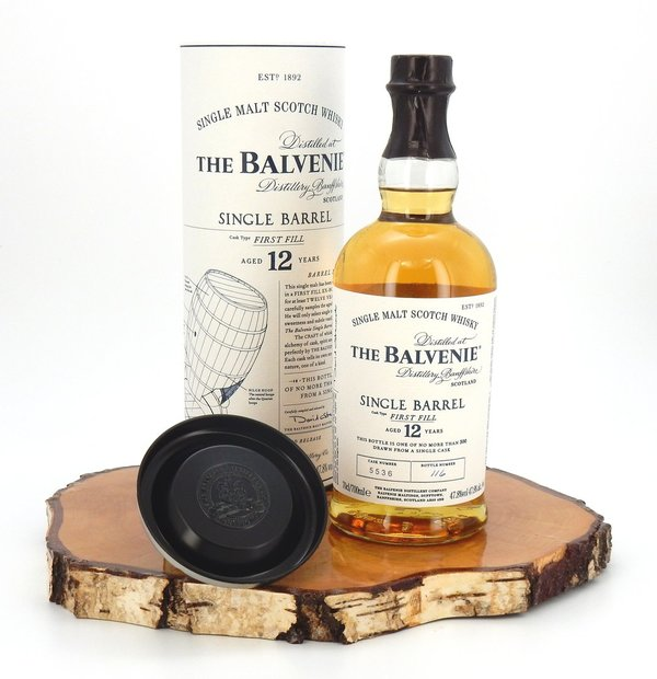 Balvenie 12 Jahre Single Barrel #5536 47,8%