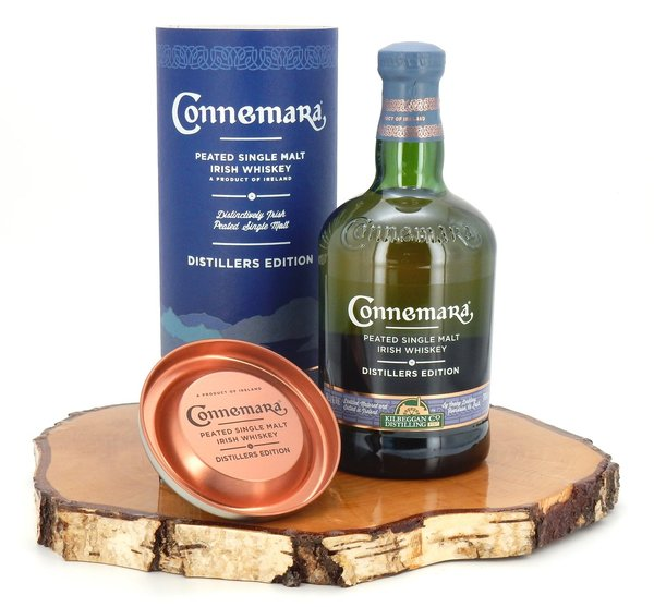 Connemara Distillers Edition 43%