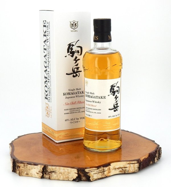 Shinshu Mars Komagatake  Single Malt Limited Edition 2018 48% (Japan)