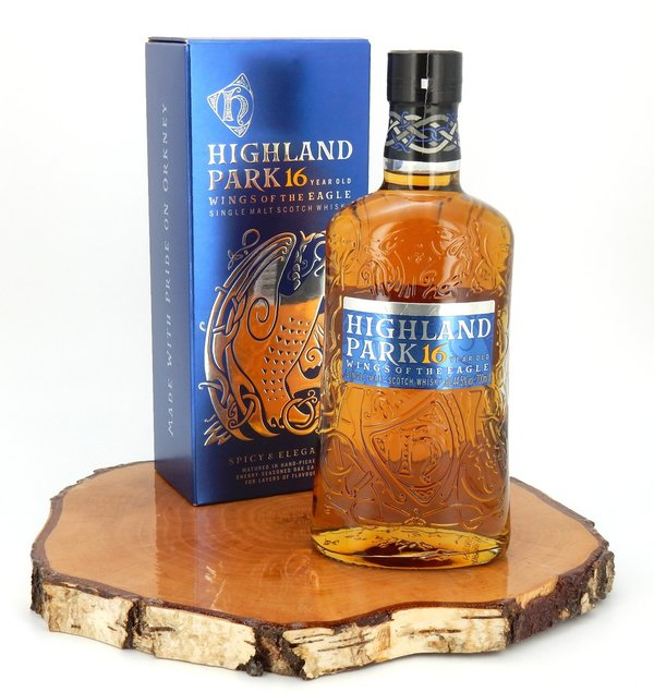 Highland Park 16 Jahre Wings of the Eagle 44,5%