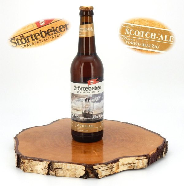 Störtebecker Scotch Ale 9% (Craft Bier)