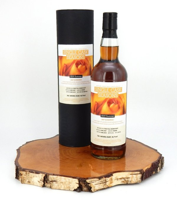 Glenburgie 2007/2019 Single Cask Seasons Summer 2019 #900080 48,7% (Signatory Vintage)