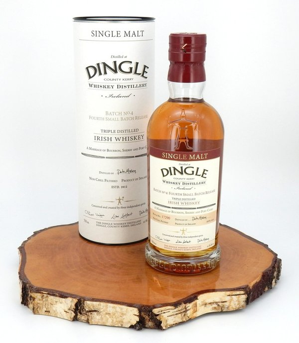 Dingle Single Malt Small Batch Release #4 46,5% (Irland)