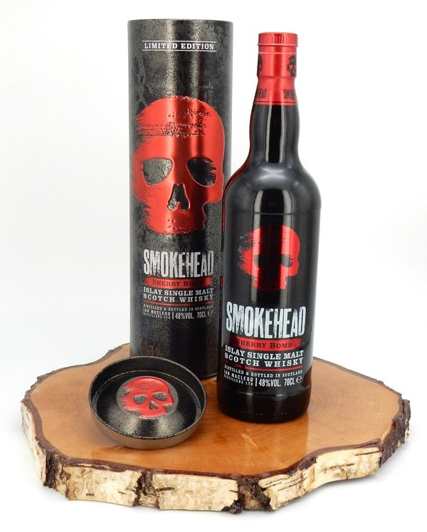 Smokehead Sherry Bomb Edition 2019 48% (Ian Macleod)